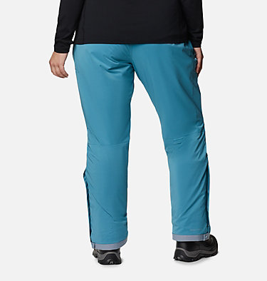 Women's Backslope™ Insulated Pants - Plus Size Backslope™ Insulated Pant | 100 | 3X, Canyon Blue, back