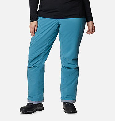 Women's Backslope™ Insulated Pants - Plus Size Backslope™ Insulated Pant | 100 | 3X, Canyon Blue, front