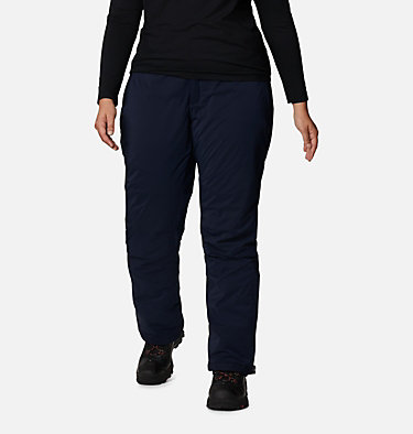 Women's Backslope™ Insulated Pants - Plus Size Backslope™ Insulated Pant | 100 | 3X, Dark Nocturnal, front