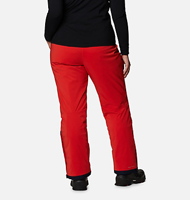 Women's Backslope™ Insulated Pants - Plus Size Backslope™ Insulated Pant | 100 | 3X, Bold Orange, back