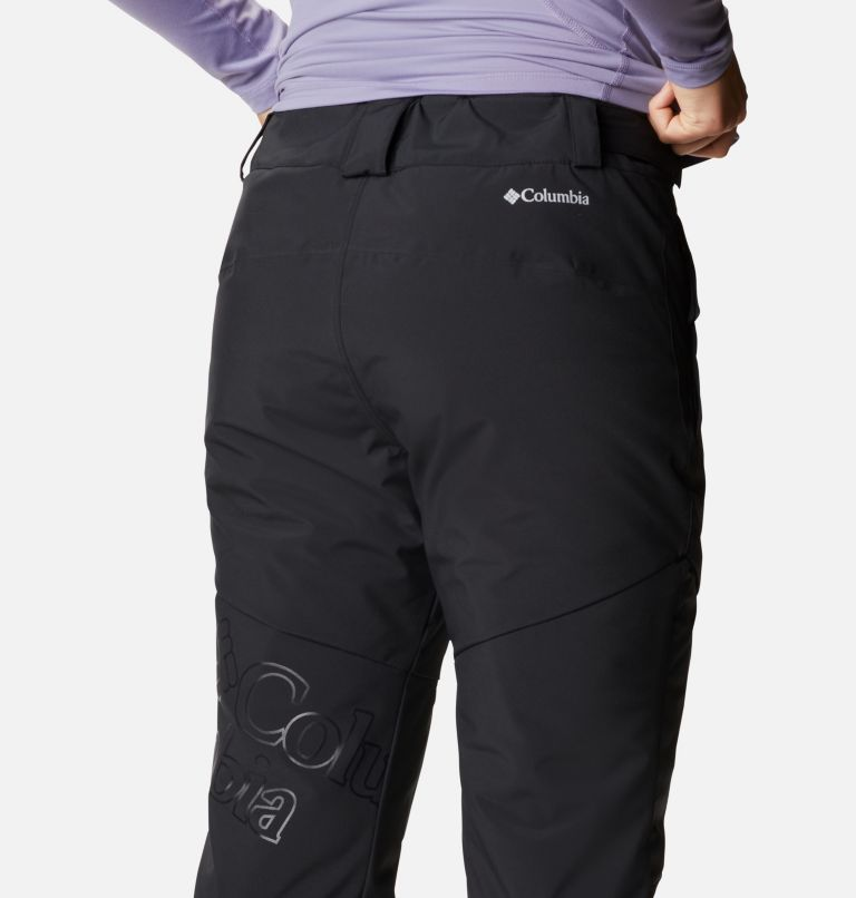 Kick Turner™ Insulated Pant | 010 | XS Women's Kick Turner Insulated Ski Pant, Black, a3