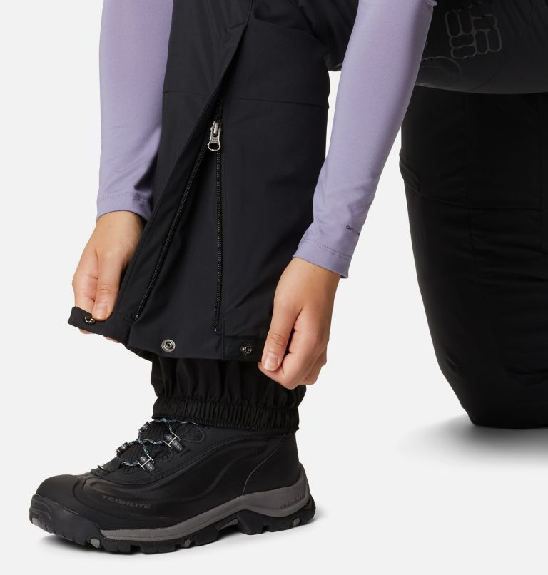 Kick Turner™ Insulated Pant | 010 | XS Women's Kick Turner Insulated Ski Pant, Black, a5