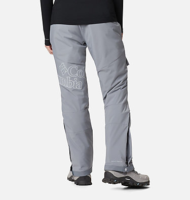 Women's Kick Turner™ Insulated Pants Kick Turner™ Insulated Pant | 472 | M, Grey Ash, back
