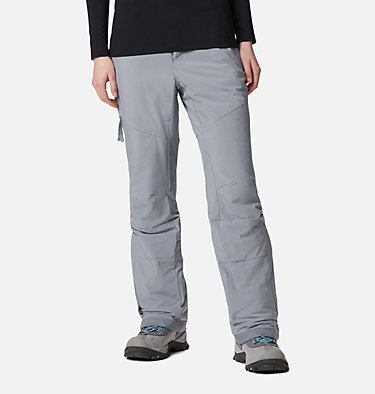 Women's Kick Turner™ Insulated Pants Kick Turner™ Insulated Pant | 472 | M, Grey Ash, front