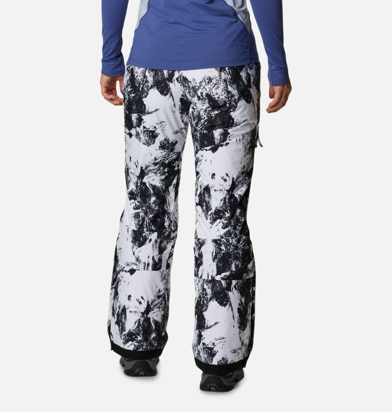 Pantalón de esquí con aislamiento Kick Turner para mujer Pantalón de esquí con aislamiento Kick Turner para mujer, back