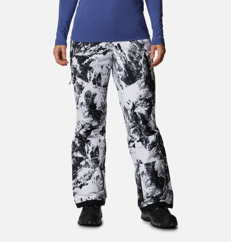 Pantalón de esquí con aislamiento Kick Turner para mujer Pantalón de esquí con aislamiento Kick Turner para mujer, front