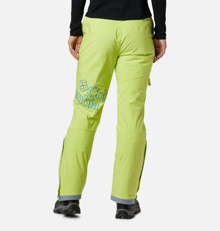Women's Kick Turner Insulated Ski Pant Women's Kick Turner Insulated Ski Pant, back