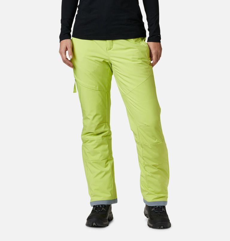 Kick Turner™ Insulated Pant | 307 | L Women's Kick Turner Insulated Ski Pant, Voltage, front