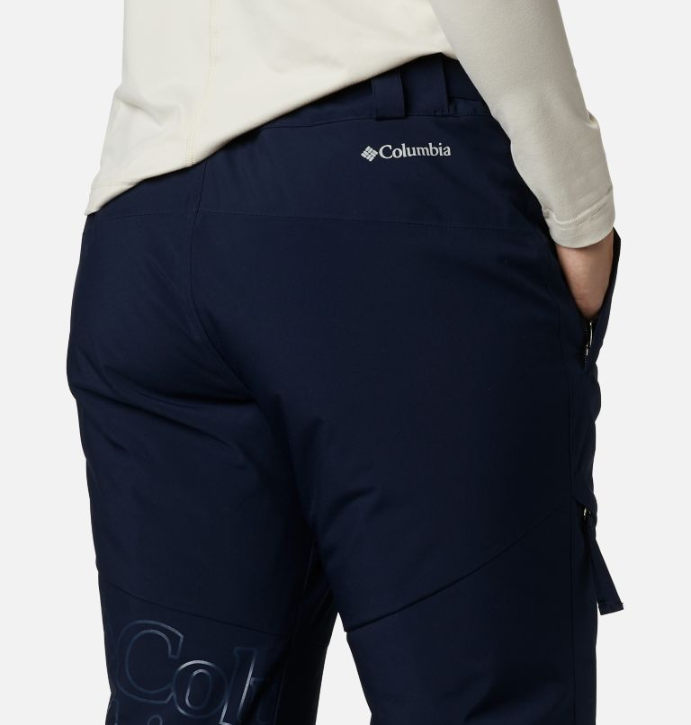 Kick Turner™ Insulated Pant | 471 | M Women's Kick Turner Insulated Ski Pant, Dark Nocturnal, a4