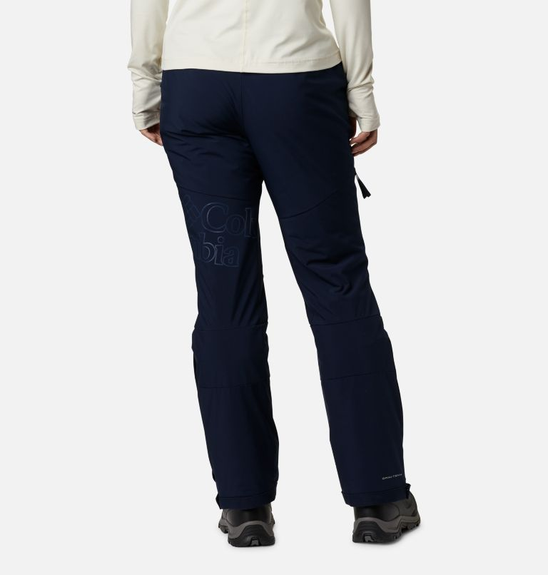 Women's Kick Turner Insulated Ski Pant Women's Kick Turner Insulated Ski Pant, back