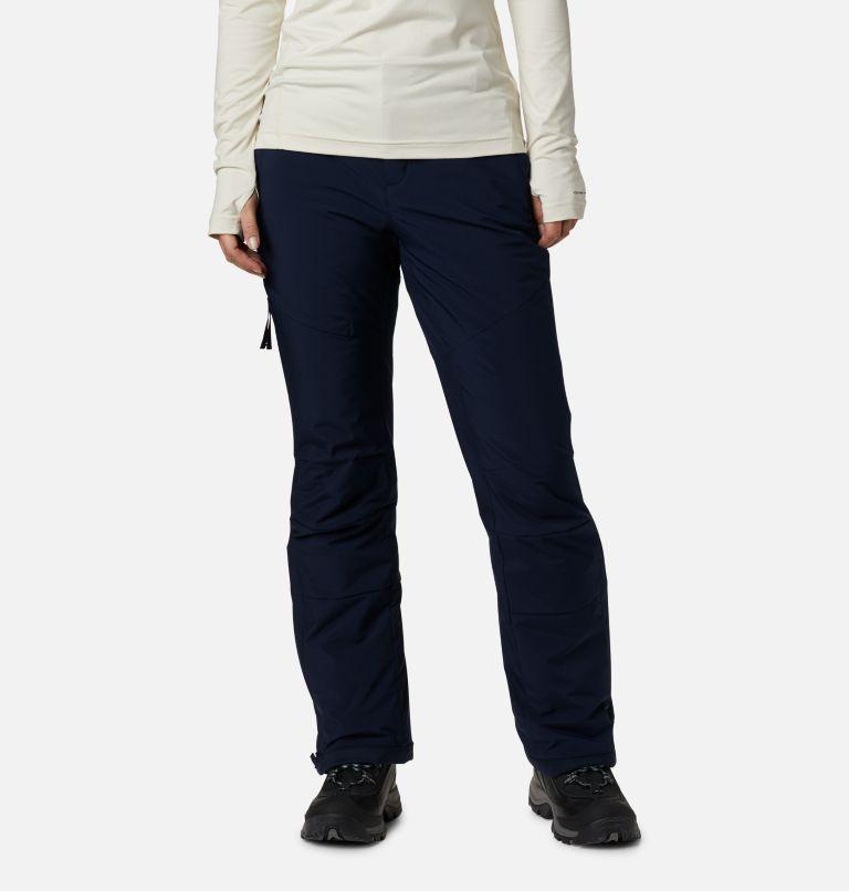 Kick Turner™ Insulated Pant | 471 | M Women's Kick Turner Insulated Ski Pant, Dark Nocturnal, front