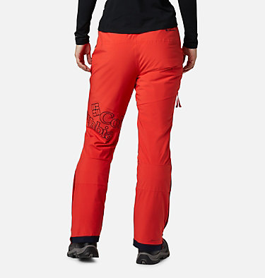 Women's Kick Turner™ Insulated Pants Kick Turner™ Insulated Pant | 472 | M, Bold Orange, back