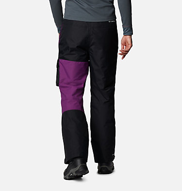 Men's Hero Snow Pant Hero Snow™ Pant | 511 | S, Black, Plum, back