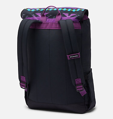 Unisex Falmouth™ 21L Backpack Falmouth™ 21L Backpack | 011 | O/S, Black, Black Print, back