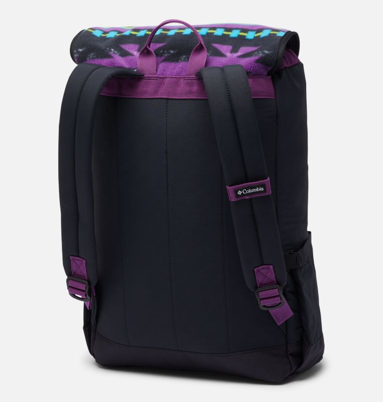 Falmouth™ 21L Backpack | 010 | O/S Unisex Falmouth™ 21L Backpack, Black, Black Print, back