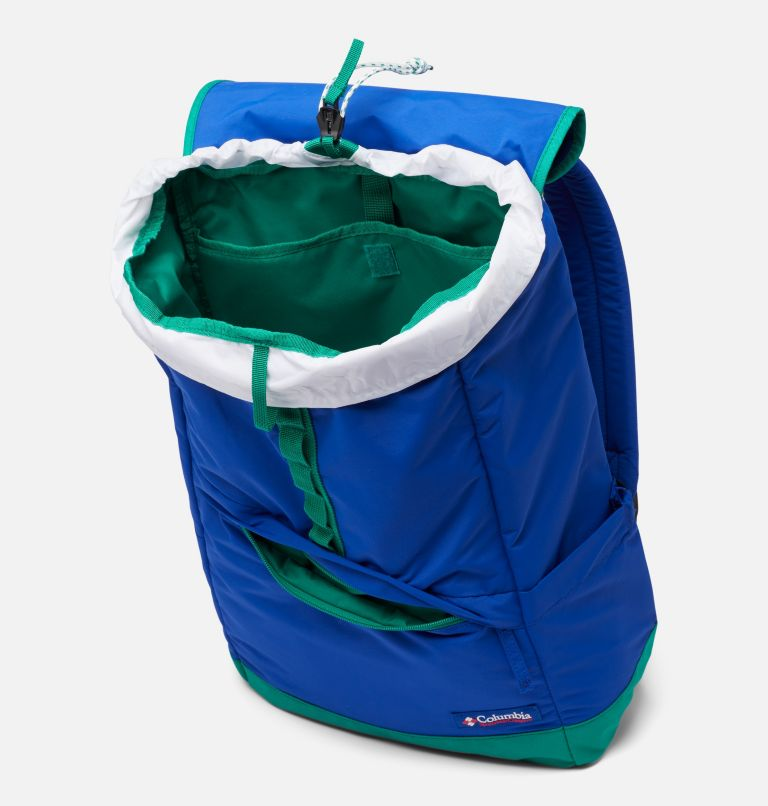 Falmouth™ 21L Backpack | 410 | O/S Falmouth™ 21L Backpack, Lapis Blue, Emerald Green, a1