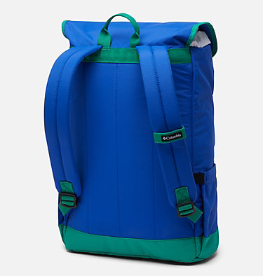 Unisex Falmouth™ 21L Backpack Falmouth™ 21L Backpack | 011 | O/S, Lapis Blue, Emerald Green, back