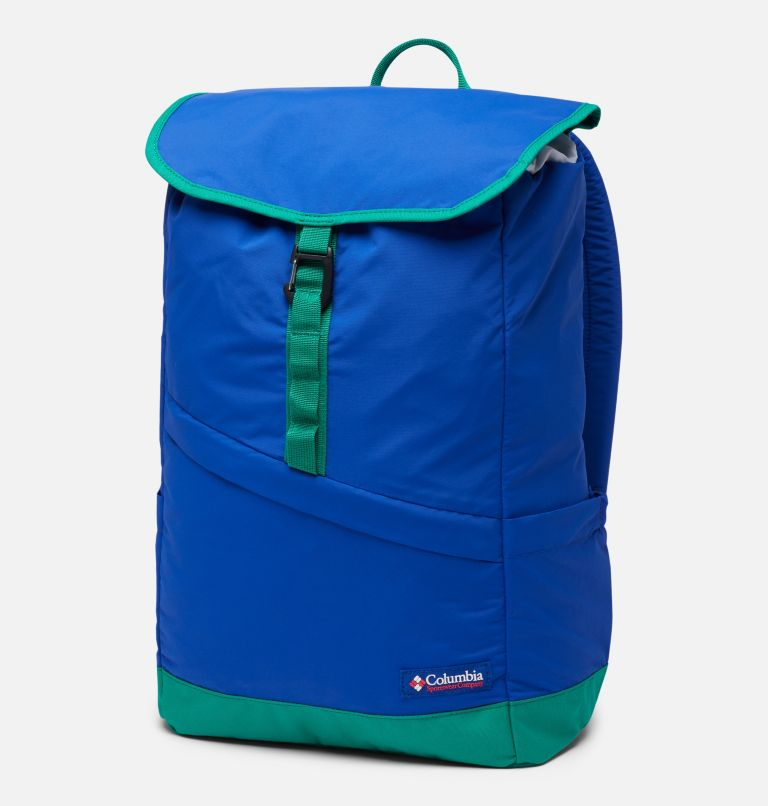 Falmouth™ 21L Backpack | 410 | O/S Falmouth™ 21L Backpack, Lapis Blue, Emerald Green, front