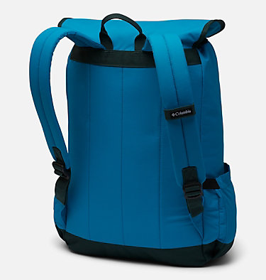 Falmouth™ 21L Backpack Falmouth™ 21L Backpack | 011 | O/S, Fjord Blue, Spruce, back