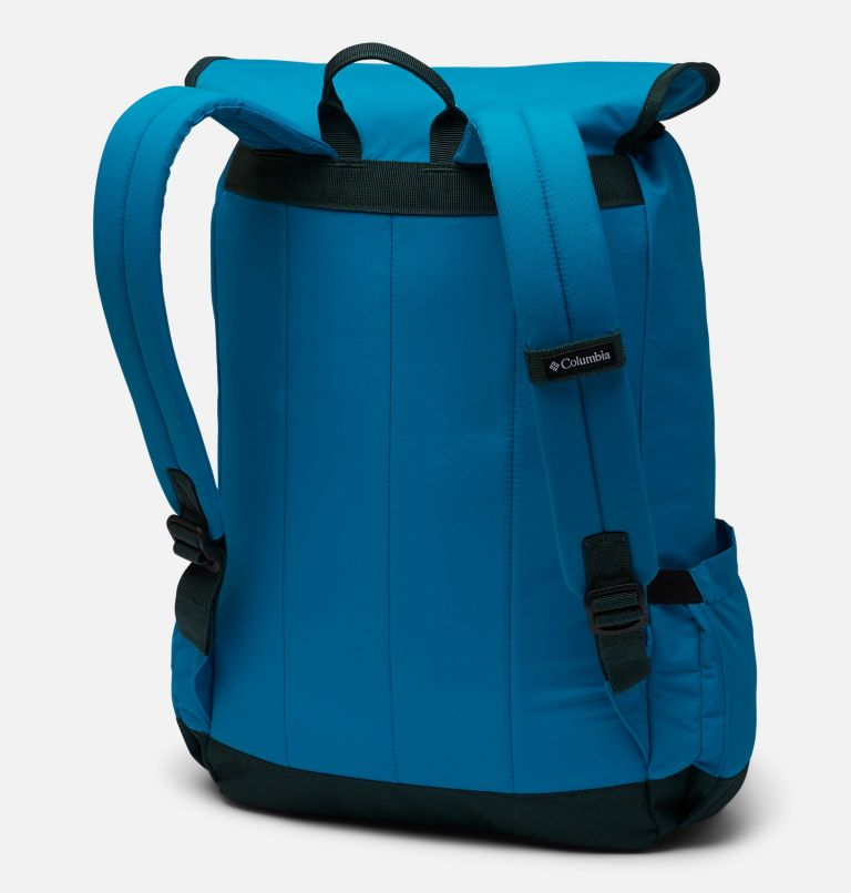 Falmouth™ 21L Backpack | 462 | O/S Falmouth™ 21L Backpack, Fjord Blue, Spruce, back