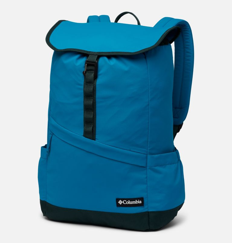 Falmouth™ 21L Backpack | 462 | O/S Falmouth™ 21L Backpack, Fjord Blue, Spruce, front