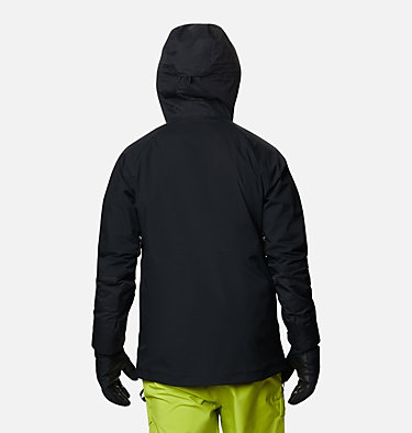 Men's Banked Run Jacket Banked Run™ Jacket | 010 | S, Black, back