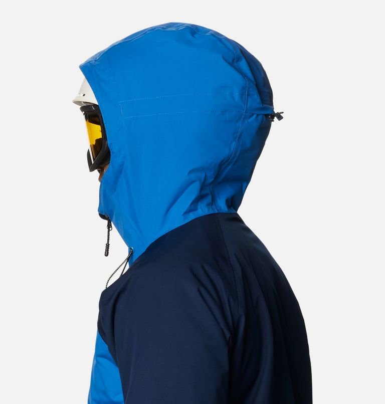 Banked Run™ Jacket | 464 | XXL Men's Banked Run™ Jacket, Collegiate Navy, Bright Indigo, a5
