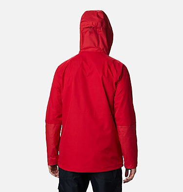 Men's Banked Run™ Jacket Banked Run™ Jacket | 010 | S, Mountain Red, back
