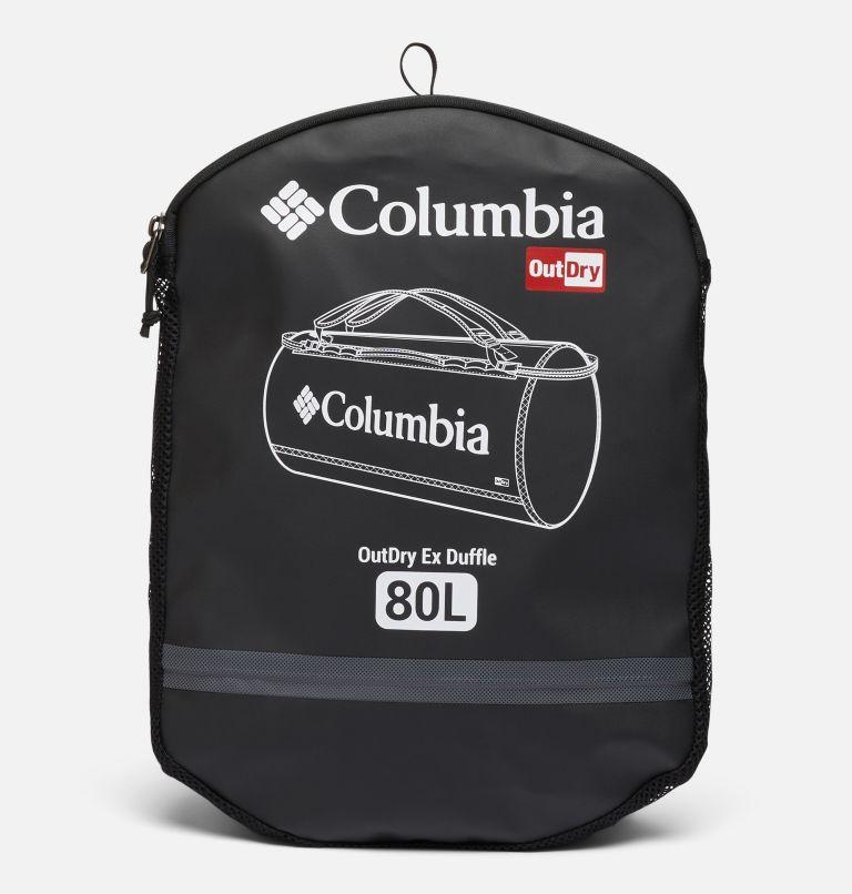OutDry Ex™ 80L Duffle | 010 | O/S OutDry Ex 80L Duffel Bag, Black, a2