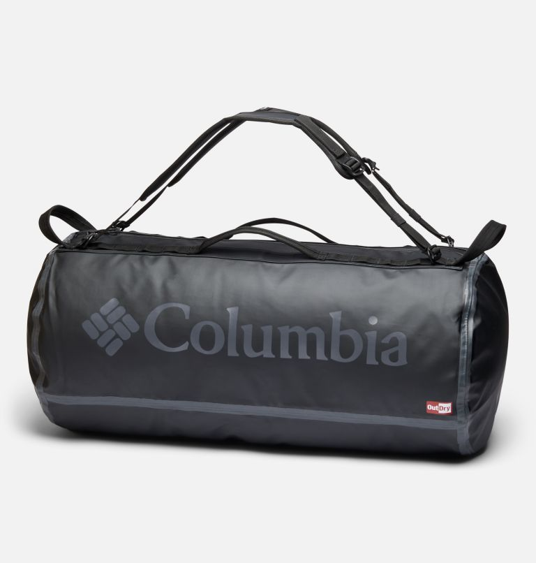 OutDry Ex™ 80L Duffle | 010 | O/S OutDry Ex™ 80L Duffel, Black, front