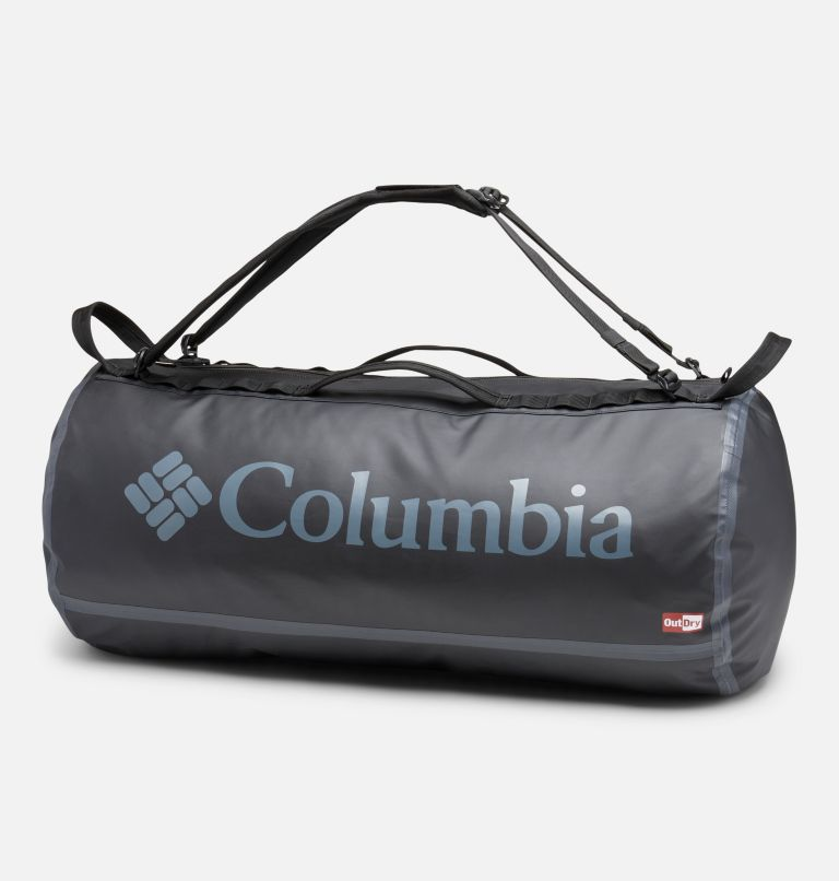 OutDry Ex™ 80L Duffle   011   O/S OutDry Ex 80L Duffel Bag, Black, front