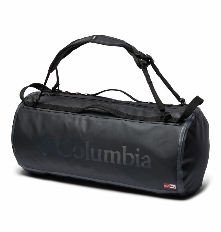 OutDry Ex™ 60L Duffle | 010 | O/S OutDry Ex™ 60L Duffel, Black, front