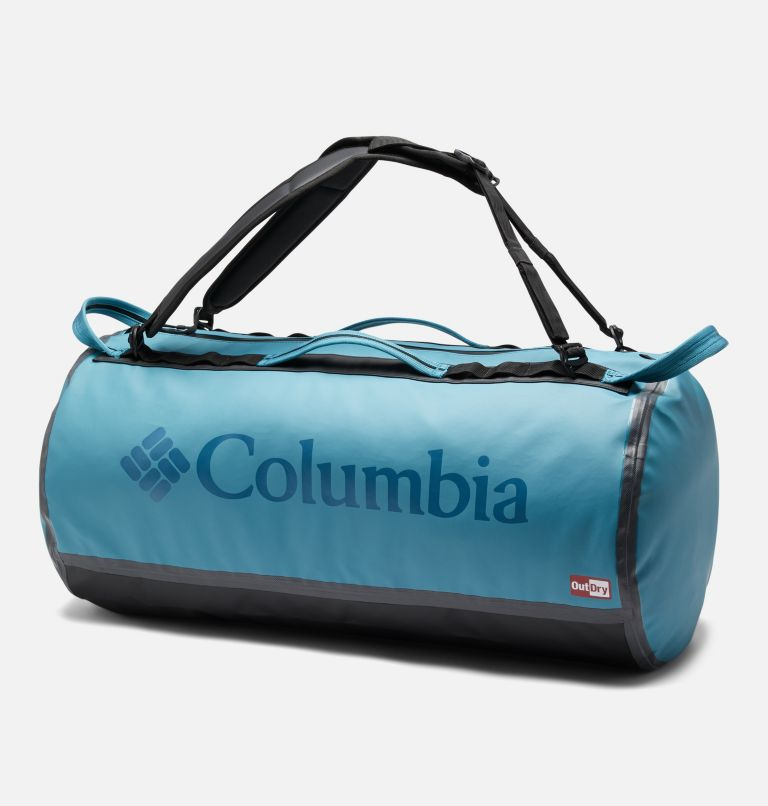 OutDry Ex™ 60L Duffle | 430 | O/S Unisex OutDry Ex™ 60L Duffel, Canyon Blue, Black, front