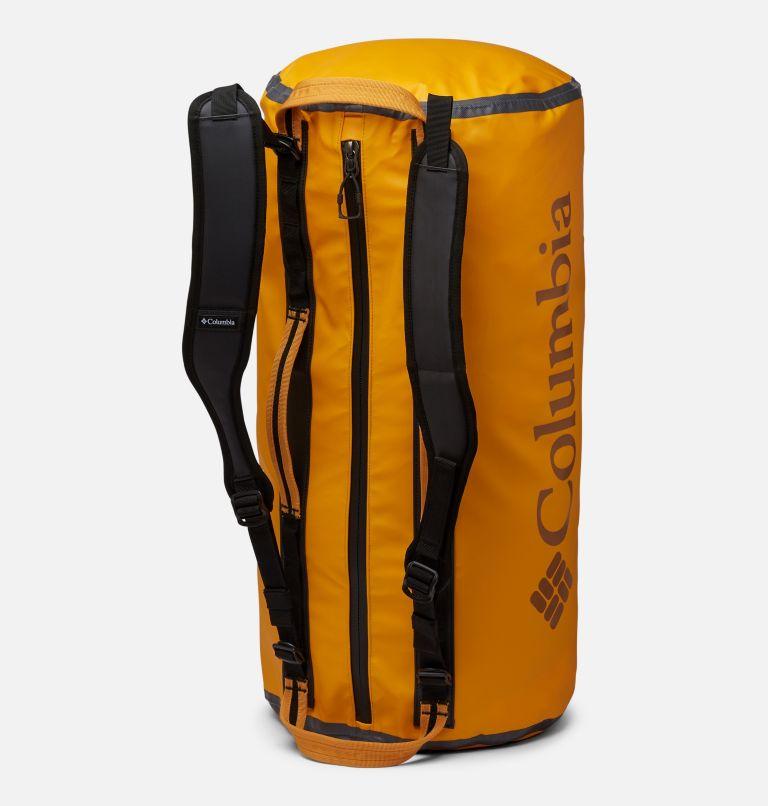 OutDry Ex™ 60L Duffle | 772 | O/S OutDry Ex™ 60L Duffel, Bright Marigold, Black, back