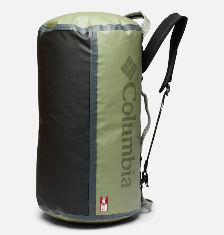 OutDry Ex™ 40L Duffle   348   O/S Unisex OutDry Ex 40L Duffel Bag, Safari, Black, a1