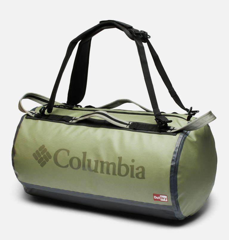 OutDry Ex™ 40L Duffle   348   O/S Unisex OutDry Ex 40L Duffel Bag, Safari, Black, front