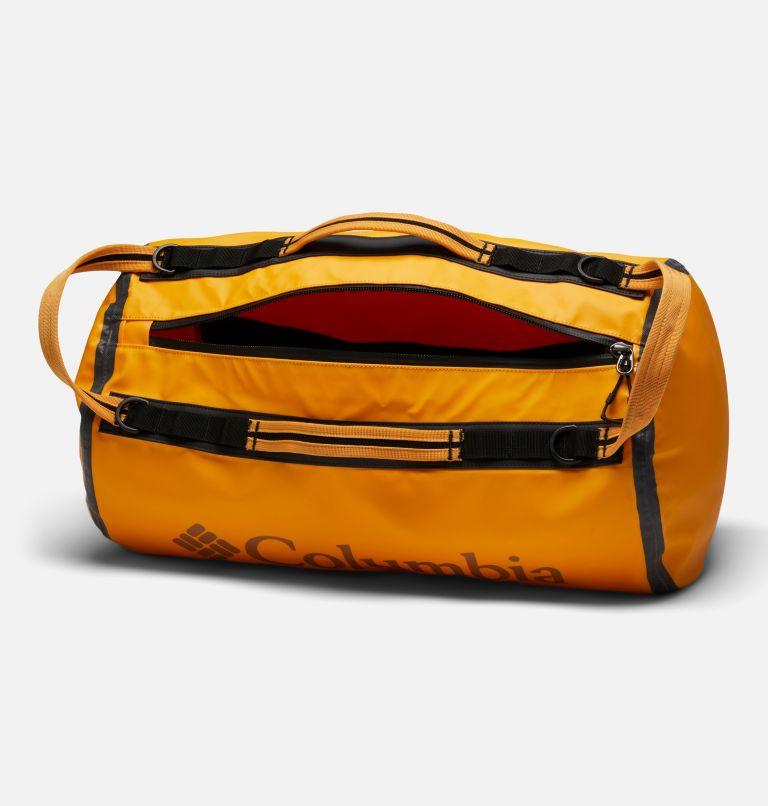 OutDry Ex™ 40L Duffle | 772 | O/S Unisex OutDry Ex 40L Duffel Bag, Bright Marigold, Black, a1