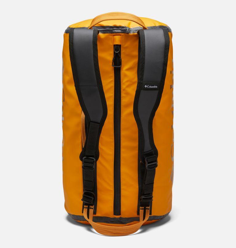 OutDry Ex™ 40L Duffle | 772 | O/S Unisex OutDry Ex 40L Duffel Bag, Bright Marigold, Black, back