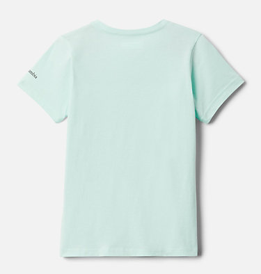 Girls' Shannon Falls™ Graphic Short Sleeve T-Shirt Shannon Falls™ Graphic SS Tee | 689 | L, Sea Ice, back