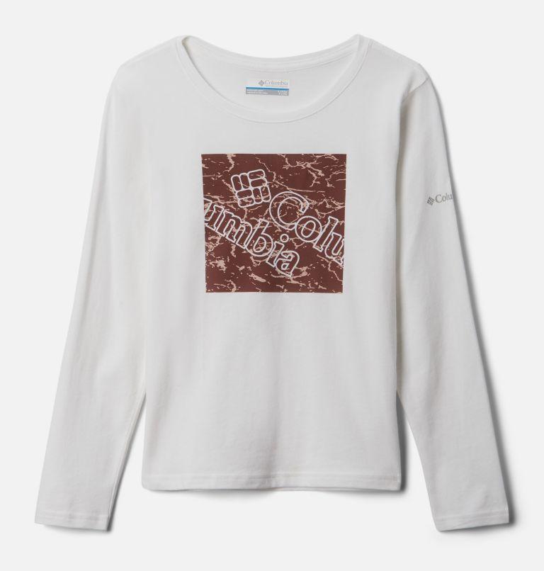 Girls' Primrose Hill™ Long Sleeve Graphic Tee Girls' Primrose Hill™ Long Sleeve Graphic Tee, front