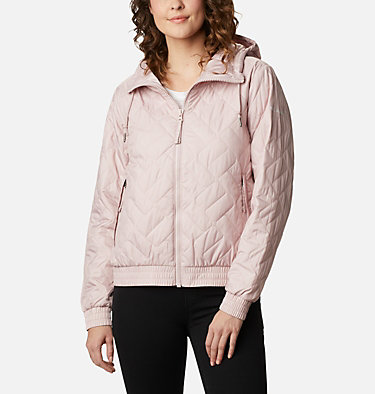 Women's Sweet View™ Insulated Bomber Sweet View™ Insulated Bomber | 618 | XL, Mineral Pink, front