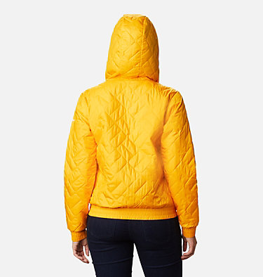 Bomber isolé Sweet View femme Sweet View™ Insulated Bomber | 010 | S, Bright Marigold, back