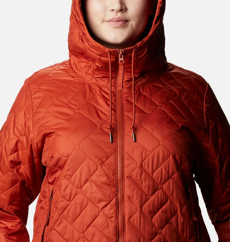 Women's Sweet View™ Insulated Bomber - Plus Size Women's Sweet View™ Insulated Bomber - Plus Size, a2