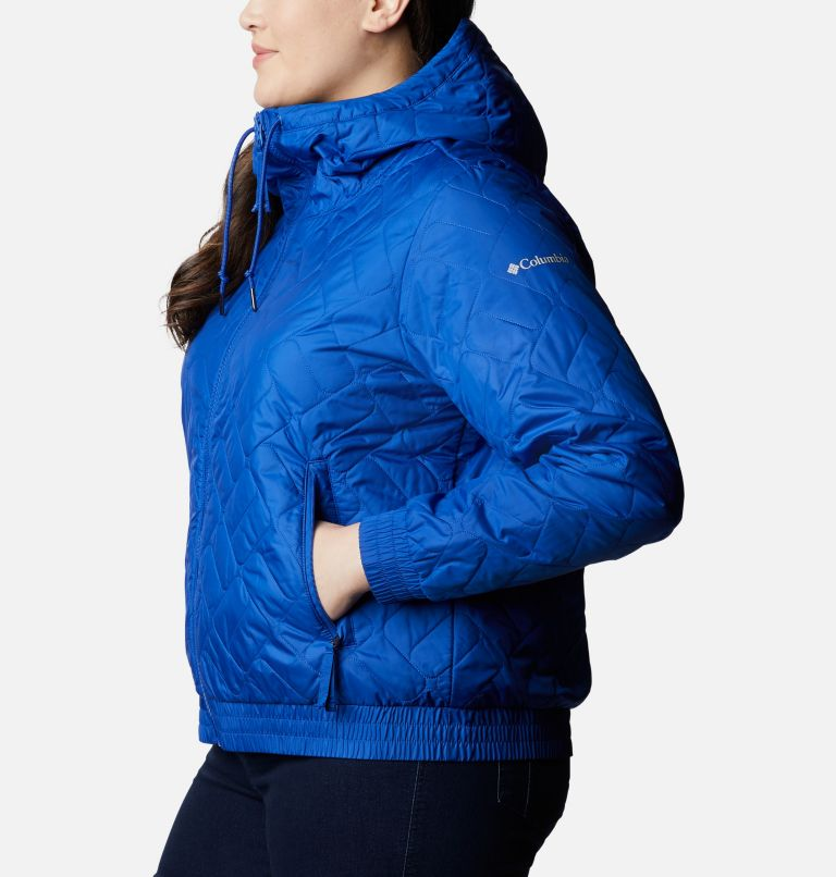 Women's Sweet View™ Insulated Bomber - Plus Size Women's Sweet View™ Insulated Bomber - Plus Size, a1
