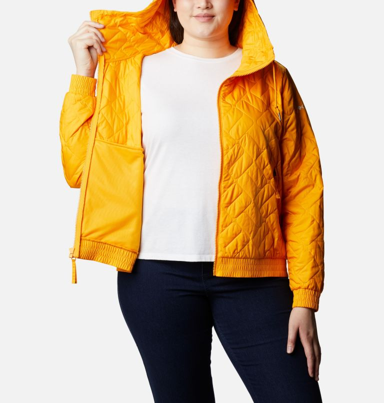 Women's Sweet View™ Insulated Bomber - Plus Size Women's Sweet View™ Insulated Bomber - Plus Size, a3