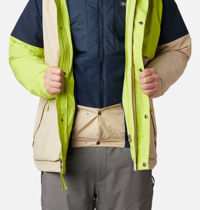 Men's Post Canyon Interchange Ski Jacket Men's Post Canyon Interchange Ski Jacket, a10