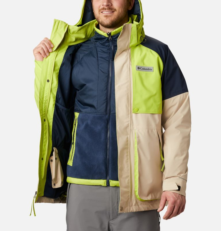 Men's Post Canyon Interchange Ski Jacket Men's Post Canyon Interchange Ski Jacket, a4