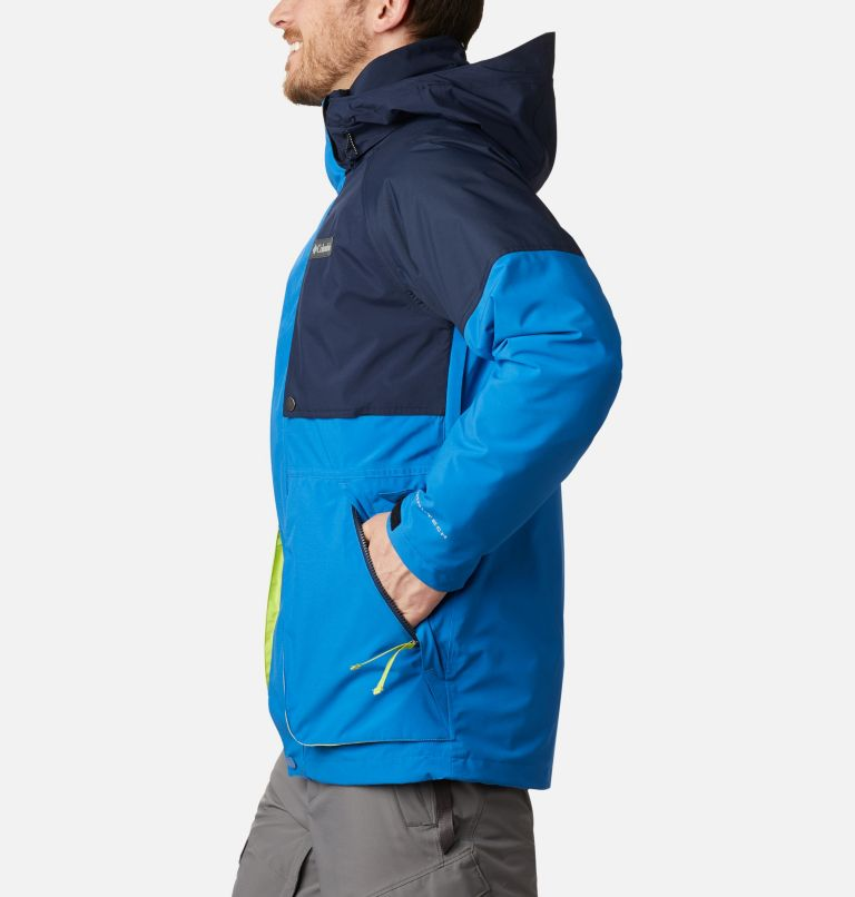 Post Canyon™ IC Jacket | 432 | XXL Men's Post Canyon™ Interchange Jacket, Bright Indigo, Collegiate Navy, a1