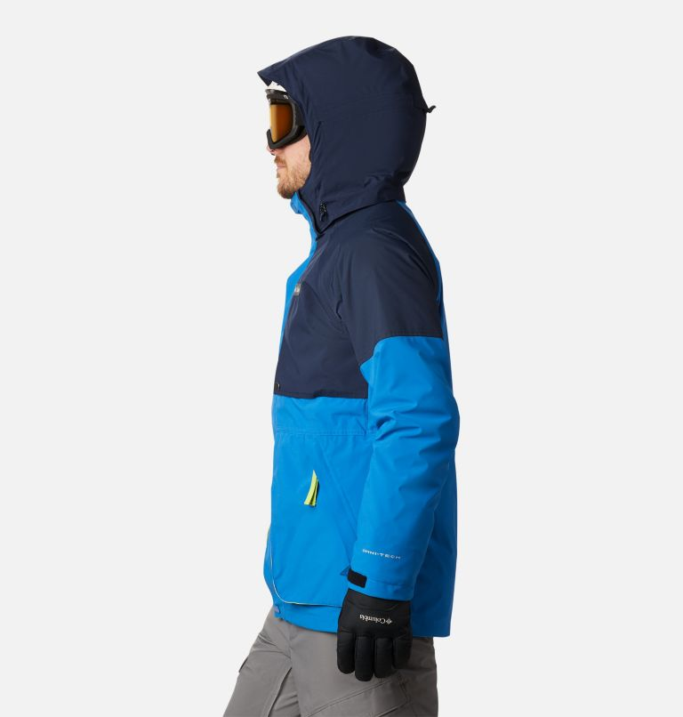Post Canyon™ IC Jacket | 432 | XXL Men's Post Canyon™ Interchange Jacket, Bright Indigo, Collegiate Navy, a2