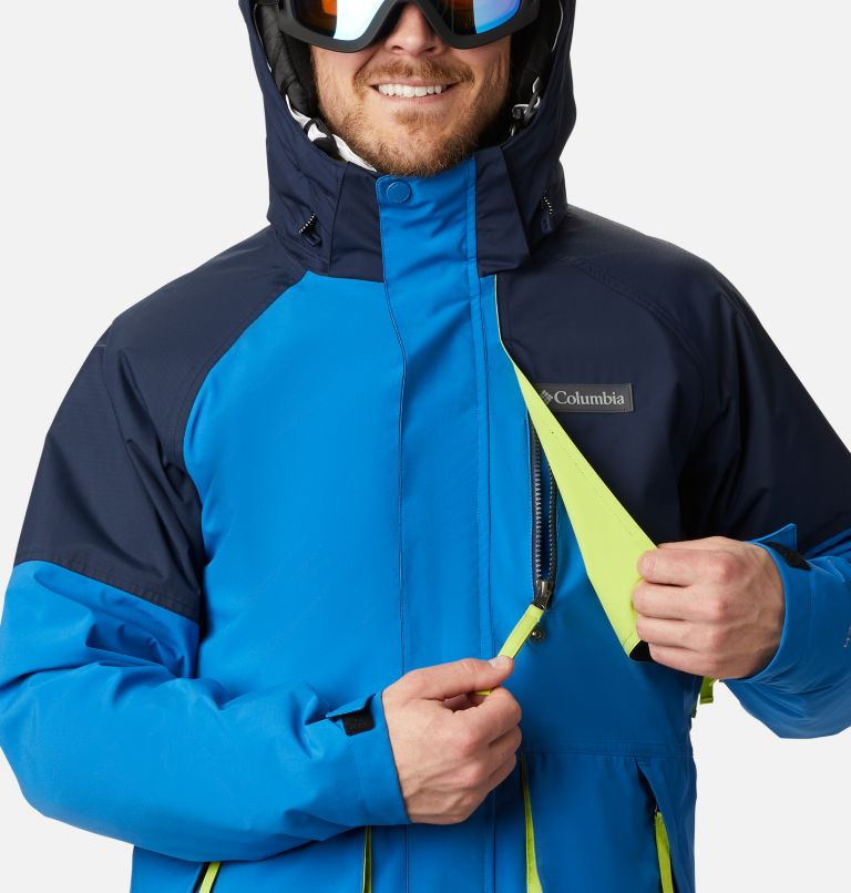 Post Canyon™ IC Jacket | 432 | XXL Men's Post Canyon™ Interchange Jacket, Bright Indigo, Collegiate Navy, a3